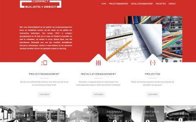 Website Compact Building + Design online