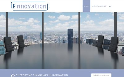 Nieuwe website Finnovation