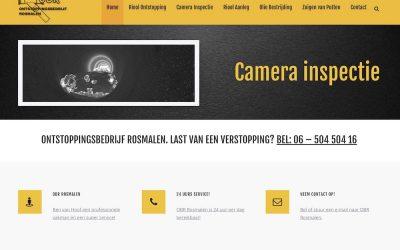 Site Ontstoppingsbedrijf Rosmalen online