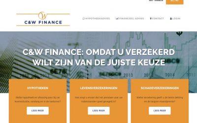 C & W Finance online