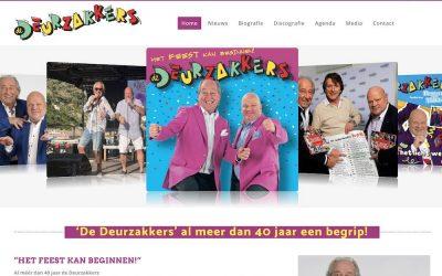 Nieuwe site 'De Deurzakkers'