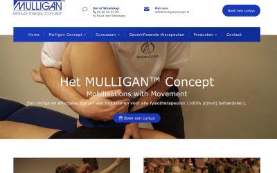 Site MULLIGAN™ Concept online