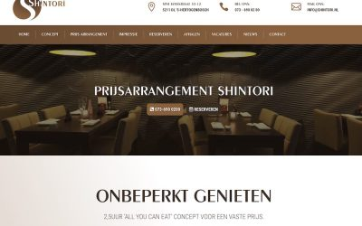 Nieuwe website laten bouwen Den Bosch?