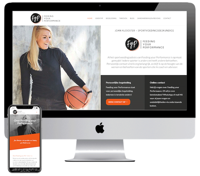 Webdesign Rosmalen