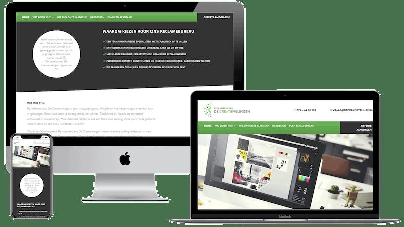 Reclamebureau Rosmalen, Webdesignbureau Rosmalen