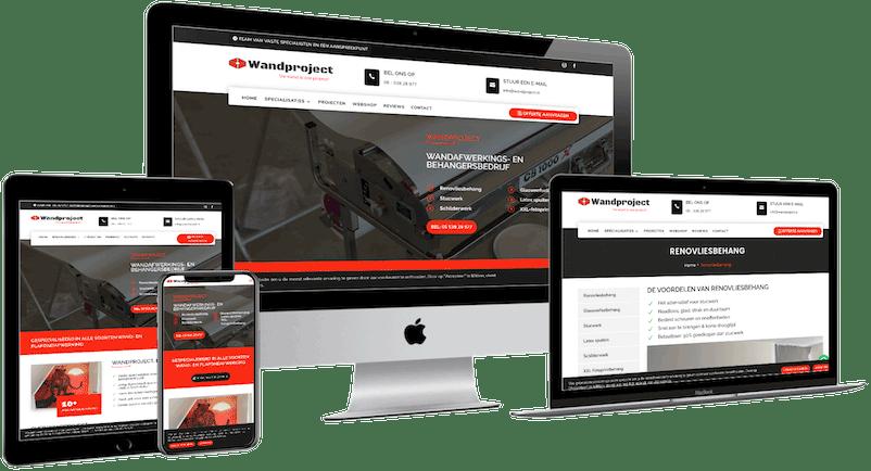 Webdesigner Den Bosch, Webdesigner Rosmalen