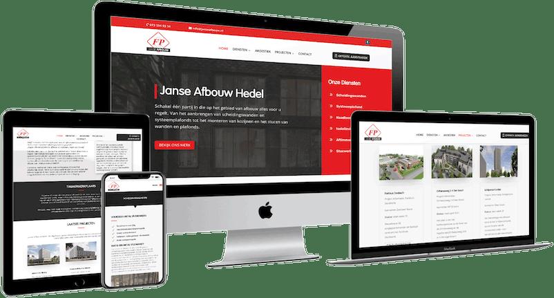 Webdesign Hedel