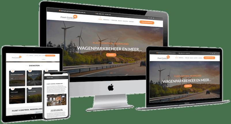 website laten bouwen, wordpress website