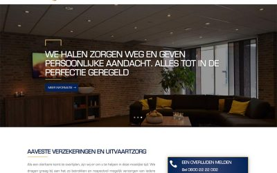Wordpress website Helvoirt